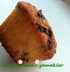Kakaolu Muffin Kek tarifleri Baked Potato, Muffin, Potatoes, Baking, Ethnic Recipes, Food, Cooking Food, Recipes, Potato