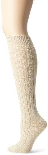 Wigwam Women's Cable Knee High, Oatmeal, Medium Wigwam,http://www.amazon.com/dp/B00CRBYDD0/ref=cm_sw_r_pi_dp_8BOHsb0WHBD6RG38