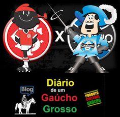 Diário de um Gaúcho Grosso: GRENAL - GRÊMIO X INTERNACIONAL