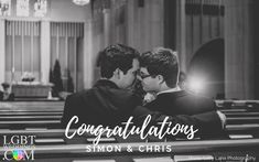 Tell your LGBT love story and be inspired by our gay Real Wedding Love Stories