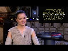 Daisy Ridley, John Boyega and Oscar Isaac dancing together Star Wars The Force Awakens - YouTube