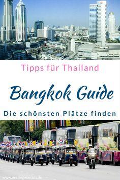 Bangkok zum Ersten Mal erleben, Bangkok Tipps, Bangkok in 3 Tagen und viele andere Tipps für deine Reise nach Thailand.