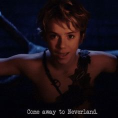 Dear my love, i wanna go to neverland now ......<3 And stay there always and forever!!!! Love. Zoie Schori