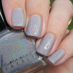Cracked Cosmos  Femme Fatale Cosmetics Opalescent Collection – Freckles In Suburbia