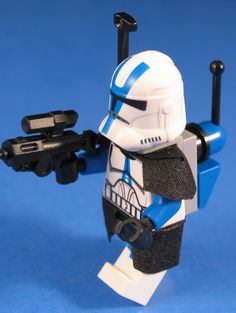 Lego® Star Wars™ 75004 Customized 501st Legion Clone Commander™ DC 15S Scope | eBay
