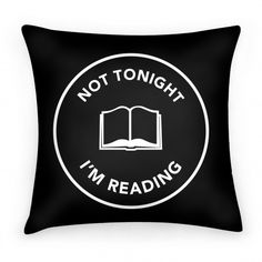 Not Tonight, I'm Reading | HUMAN