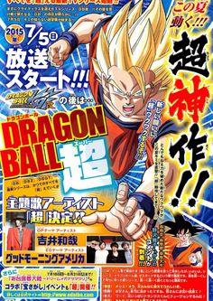 Dragon Ball, Dragon Ball Super, Bola de dragon, bola de dragon z, bola de dragon super, Son Goku, Goku, Vegeta, Piccolo, Gohan, Esferas, Dragon Balls, nueva serie