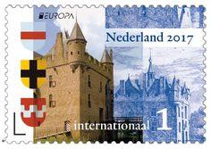 Europapostzegels 2017