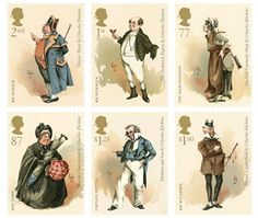 Royal Mail to honor Charles Dickens