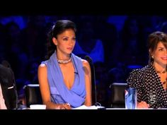 "Melanie Amaro Audition ""Listen"" by Beyonce (X Factor USA Best Audition E..."