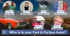 Who is in your Fast & Furious team? Wise One, This Is My Story, Better One, Fast And Furious, Create