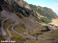 estradas incríveis do mundo transfagarasan road romenia