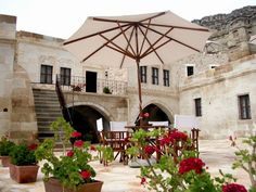 "We have already mentioned the original cave-house restaurant and ""Cave"". So to the hotel into a cave ."