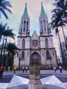Catedral Metropolitana de São Paulo (Catedral da Sé - Catedral Na Sa de Assunção e São Paulo)