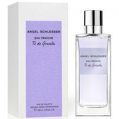Nuevo #perfume para mujer Angel Schlesser Eau Fraiche Té de Grosella de #AngelSchlesser  https://perfumesana.com/angel-schlesser-marca/3112-angel-schlesser-eau-fraiche-te-de-grosella-edt-150-ml-spray-8427395014887.html