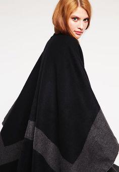 21Vêtements Anna Field Cape - dark grey gris foncé: 21,95 € chez Zalando (au 22/11/16). Livraison et retours gratuits et service client gratuit au 0800 915 207.