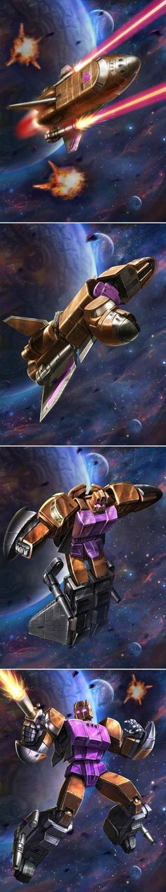 TRANSFORMERS LEGENDS Blast Off by manbu1977.deviantart.com on @deviantART