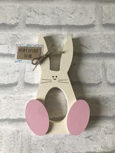 Easter Bunny Egg holder by Epiphany Designs NI