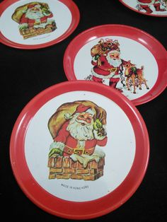 Hey, I found this really awesome Etsy listing at https://www.etsy.com/listing/249296546/set-of-8-vintage-christmas-santa