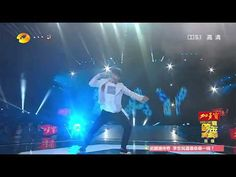 [141231] EXO - Growl + Lay solo +  Overdose + Lucky @ Hunan TV New Year ...