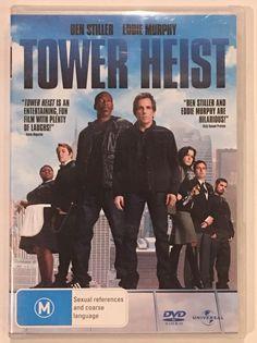 Tower Heist DVD