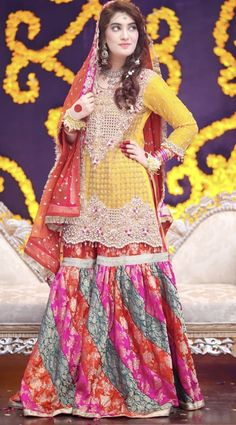 can i suck my cum off of your toes) Latest Bridal Dresses, Bridal Mehndi Dresses, Desi Wedding Dresses, Wedding Dresses For Kids, Mehendi Outfits, Bridal Outfits, Wedding Wear, Sangeet Outfit, Ceremony Dresses