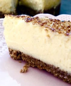 Best Dessert Recipes, Desert Recipes, Sweet Recipes, Delicious Desserts, Yummy Food, Cookie Desserts, No Bake Desserts, Creme Brulee Cheesecake, Swedish Recipes