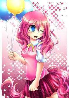 MLP Gakusei : Pinkie Pie by Fenrixion  on http://fenrixion.deviantart.com/gallery/?catpath=%2F&q=MLP