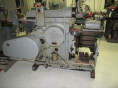 """Photo Index - American Tool Works Co. - 20 """" Auto Oil Shaper 