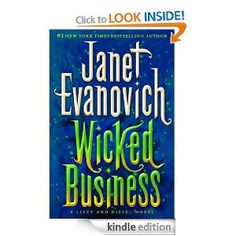 Wicked Business (with Bonus Content): A Lizzy and Diesel Novel --- http://www.pinterest.com.tocool.in/3ik