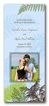 Save the date- destination wedding