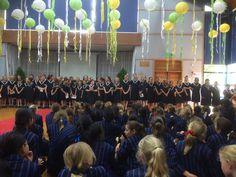 Diocesan farewell Year 6