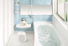 1616(1.0坪サイズ)BHF5102 何気ない入浴時間が美しくなる
