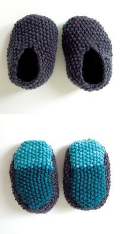 simple baby knit patterns