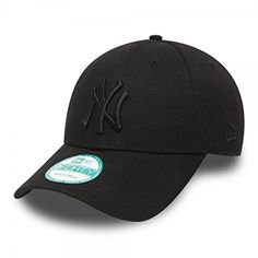 New Era 9FORTY New York Yankees Baseball Cap - League Essential - Black On Black Adjustable New Era 940 League Basic NY Yankees Adjustable Baseball Cap (Barcode EAN = 0190528653380). http://www.comparestoreprices.co.uk/december-2016-6/new-era-9forty-new-york-yankees-baseball-cap--league-essential--black-on-black-adjustable.asp