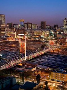 Mandela Bridge in Johannesburg, South Africa. For visit, hire a car from :City! Mandela Bridge in Johannesburg, South Africa. For visit, hire a car from : Places To Travel, Places To See, Places Around The World, Around The Worlds, Jacob Zuma, Namibia, Thinking Day, Zimbabwe, Africa Travel