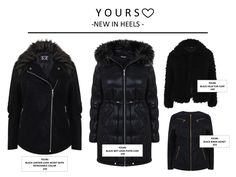 - YOURS CLOTHING AW15-