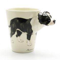 Must have pit bull mug