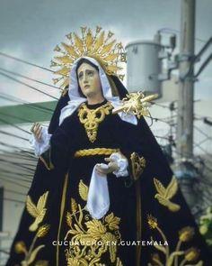 Consagrada Imagen Virgen de Dolores de San Nicolás Quetzaltenango. Domingo 19 de noviembre  5ta Velación