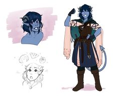 """Kat on Twitter: """"hey @LauraBaileyVO, does jester know i'd Die for her #CriticalRole #criticalrolefanart #CriticalRoleArt… """""""