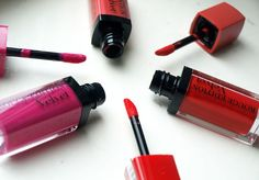 The Black Pearl Blog - UK beauty, fashion and lifestyle blog: Bourjois Rouge Edition Velvet Lipsticks