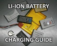Li-ion Battery Charging
