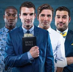 My review of the Christian comedy BELIEVE ME: