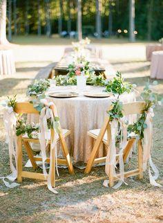 Romantic Florida Wedding by J. Layne Photography | Southern Weddings
