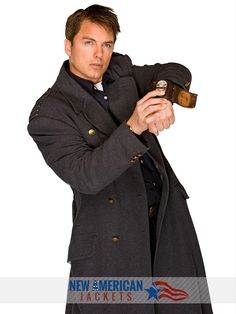 "Captain Jack Harkness Coat  The tremendous design Captain Jack Harkness Coat worn by John Barrowman in the drama series ""Torchwood"" now in stores with free shipping and gift on every order. Grab this exclusive Black Friday Deal shop now from NewAmericanJackets online store!!.  #TrenchCoat #Captain #JackHarkness #JacketsFashion #JohnBarrowman #Torchwood #WinterFashions #FamousTVSeries #WinterWears #BlackFridayJackets #NewAmericanJackets"