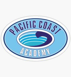 """PCA Pacific Coast Academy Zoey Stickers by emilyosman Tumblr Stickers, Phone Stickers, Cool Stickers, Zoey 101, Homemade Stickers, Red Bubble Stickers, Aesthetic Stickers, Pacific Coast, Scrapbook"
