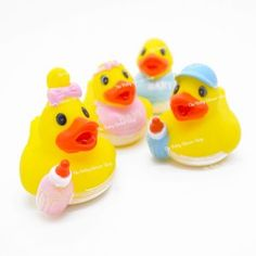 Baby Shower Rubber Duckies