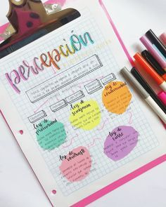 Incredibly Helpful Bullet Journal Layouts To Plan & Track Your Life in 2019 Bullet Journal School, Bullet Journal Notes, Bullet Journal Writing, Bullet Journal Ideas Pages, Bullet Journal Inspiration, Pretty Notes, Cute Notes, Lettering Tutorial, Hand Lettering