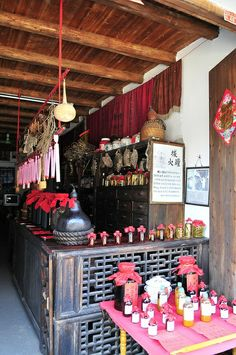 Ancient Chinese Medicine | Chinese Herbal Medicine, Daxu Ancient Town, Guilin, China by ohmytrip ...