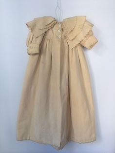 antique victorian edwardian silk coat for child. girl.